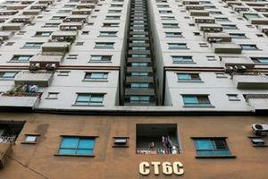 Hà Nội: Chung cư xây vượt phép 1 tòa nhà