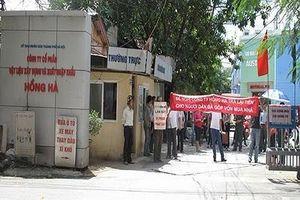 Hồng Hà bị bêu tên nợ thuế, phí liên quan đến đất