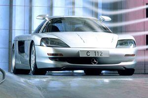 Những concept xe sang tuyệt đẹp nhưng 'yểu mệnh'