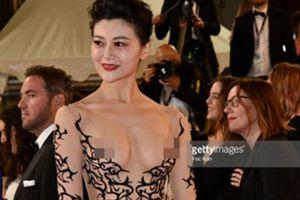 Hoa hậu Trung Quốc bị lật tẩy nói dối ở Cannes