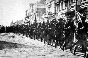 Quân đội các nước phương Tây can thiệp quân sự vào Nga 100 năm trước