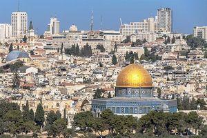 Quốc tế phản ứng trước quyết định rời đại sứ quán của Mỹ tới Jerusalem