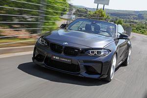 BMW M2 Cabriolet 'độc nhất vô nhị' có giá 2 tỷ đồng