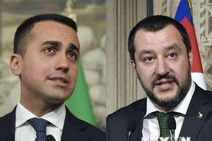 Italy: M5S và đảng Liên đoàn cần thêm thời gian lập chính phủ