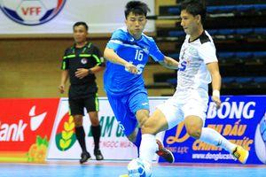 Khai mạc giải Futsal VĐQG 2018: ĐKVĐ thể hiện sức mạnh