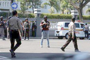 Indonesia lại bị đánh bom khủng bố