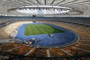 Sân Olimpiyskiy sẵn sàng cho trận chung kết Champions League