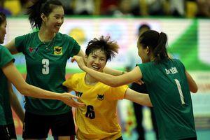 VTV Bình Điền Long An thắng đẹp đối thủ đến từ Trung Quốc