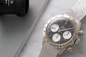Chiếc Rolex được bán giá gần 6 triệu USD