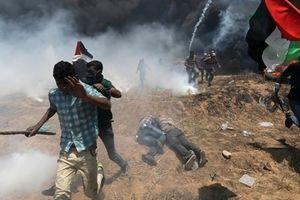 Cuộc nổi dậy đẫm máu đầu tiên chống lại Israel của người Palestine