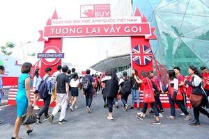 2.500 học sinh tham gia Ngày hội 'Tương lai vẫy gọi'