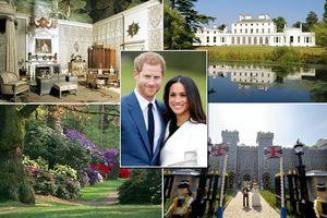 Đến Anh dự đám cưới Hoàng gia còn có thể thong thả ngắm thêm nhiều cảnh đẹp