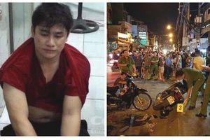 Chân dung nghi can sát hại 2 'hiệp sĩ' TP Hồ Chí Minh
