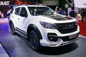 Phân khúc SUV 7 chỗ tại Việt Nam: Cờ đã đến tay Chevrolet Trailblazer