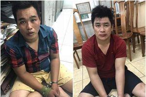 Chân dung hai nghi phạm đâm chết 'hiệp sĩ' đường phố trong vụ trộm xe SH