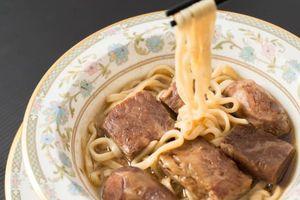 Mỳ bò đắt nhất thế giới giá 325 USD ở Đài Loan