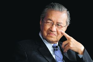 Lãnh đạo Malaysia quyết không thỏa hiệp với cựu thủ tướng tham nhũng