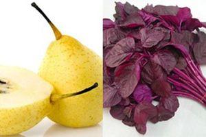 Nếu không muốn ngộ độc, đừng bao giờ kết hợp những thực phẩm này với nhau!
