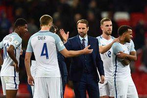 Gareth Southgate xả stress cho tuyển thủ Anh