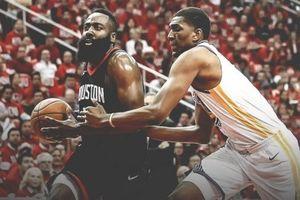 Dự đoán game 2, Golden State Warriors – Houston Rockets: Một mình James Harden là không đủ