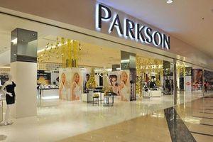 Đóng cửa hàng loạt trung tâm thương mại, Parkson báo lỗ 7 quý liên tiếp