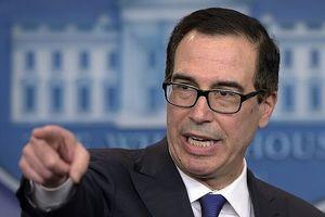 Bộ Tài chính Mỹ áp đặt lệnh trừng phạt mới với Iran
