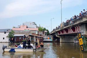 Chưa tìm thấy bé trai 8 tuổi mất tích khi tắm kênh Đôi ở Sài Gòn
