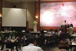 JICA : Việt Nam cần cơ chế khuyến khích mới để giảm chi phí cho các đối tác phát triển