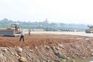 Hậu Giang mở 7 gói thầu xây lắp thuộc Dự án Đường tỉnh 927C