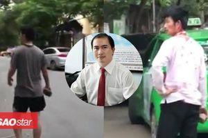Vụ tài xế taxi bị người đàn ông đi Mercedes đánh chảy máu đầu: Nếu thương tật từ 11% trở lên sẽ khởi tố hình sự