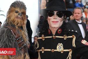 Michael Jackson, Chewbacca của Star Wars 'đại náo' thảm đỏ Cannes ngày 8