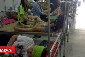 Hơn 70 sinh viên ĐH Sư phạm Hà Nội II nhập viện sau bữa tiệc liên hoan chia tay