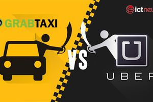 Thương vụ Grab mua Uber tại Việt Nam có dấu hiệu vi phạm pháp luật