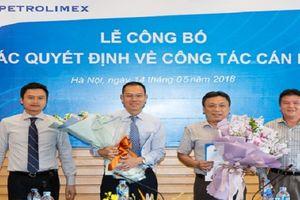 Sau khi có tân Chủ tịch, Petrolimex bổ nhiệm 2 Phó tổng giám đốc mới