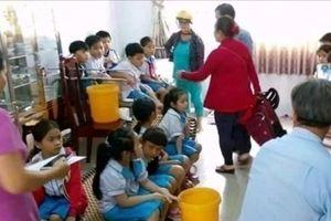 Vụ ngộ độc nghi uống sữa Nutifood: Sở Giáo dục - Đào tạo tỉnh Đồng Nai đã làm đúng trách nhiệm ?