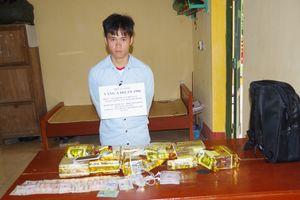 Phá chuyên án 242L, bắt một đối tượng, thu 10kg ma túy đá