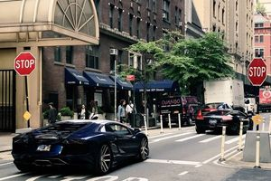 Hội nghị Bitcoin lấy Lamborghini làm 'mồi nhử'
