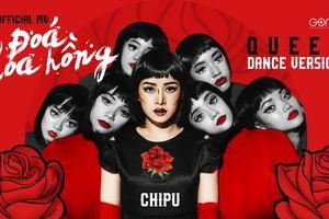 Chi Pu tái xuất với MV triệu view 'Đóa hoa hồng'