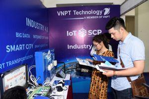 VNPT Technology mang nhiều sản phẩm 'hot' đến Hội chợ IT Techmart 2018