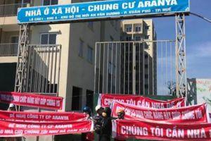 Huế: Người mua nhà ở xã hội kêu phải… bán máu vì dự án 'rùa'