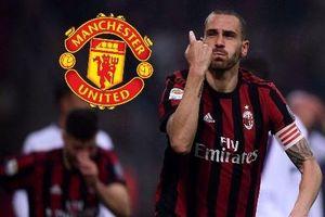 Chuyển nhượng bóng đá mới nhất: Mourinho dụ 'lá chắn Italiano' về MU