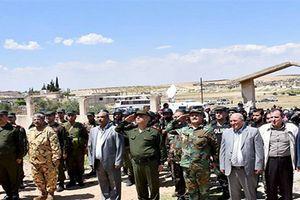 Quân đội Syria đại thắng ở Bắc Homs, dân đổ ra đường ăn mừng