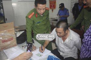 Trấn áp tội phạm ma túy vùng ven