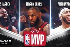 Tổng hợp đề cử các danh hiệu cá nhân tại NBA 2017-2018