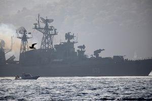 Lý do Nga điều chiến hạm mang tên lửa Kalibr trực chiến 24/7 tại Địa Trung Hải