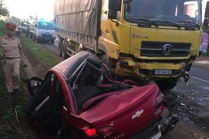 Tin tai nạn giao thông mới nhất ngày 17/5/2018