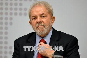 Brazil phản đối kiến nghị cho phép ông Lula da Silva ra tranh cử