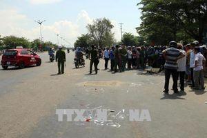 Thăm hỏi, hỗ trợ nạn nhân trong vụ tai nạn giao thông nghiêm trọng trên Quốc lộ 1A