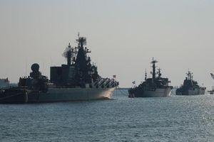 Tàu chiến Nga hiện diện lâu dài tại Địa Trung Hải
