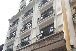 Hà Nội: Khách sạn Little Home Boutique phá vỡ quy hoạch phố cổ?
